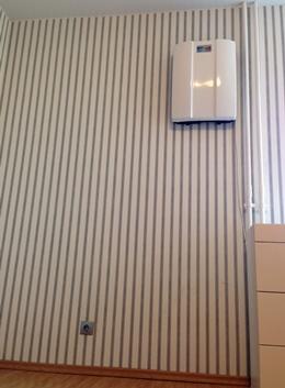iFresh. Вид спереди, расположение на стене из далека.